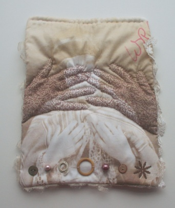 'Julia Bate', part of Criminal Quilts, 2012. More details here
