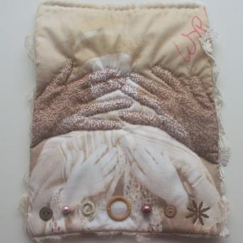 'Julia Bate', part of Criminal Quilts, 2012. More details here