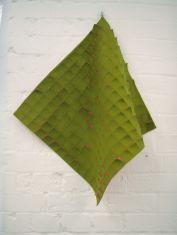 'Squares' hanging, 2013