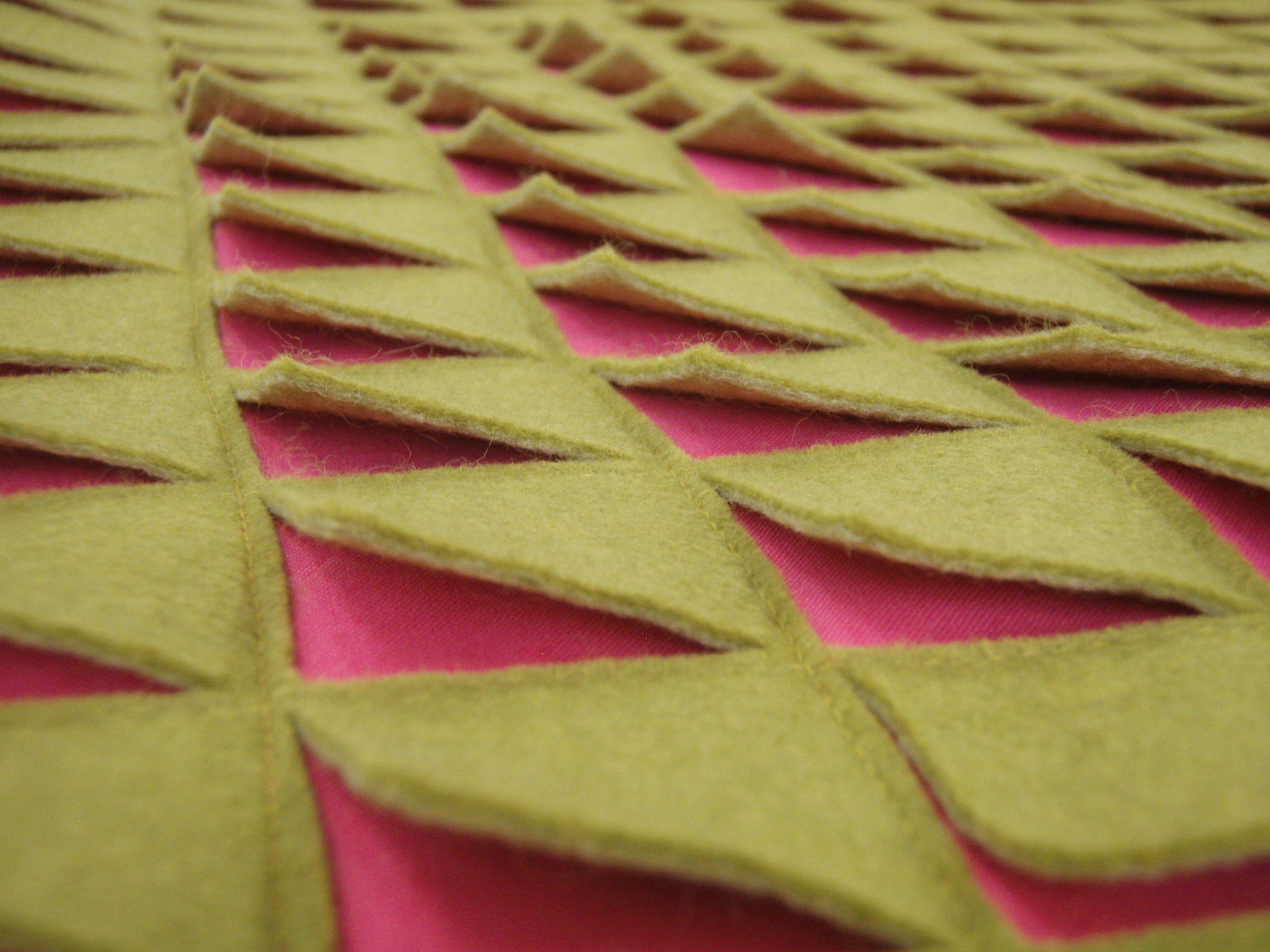 Fabric Manipulation Ruth Singer