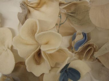 Completed petals