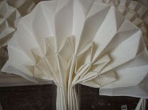 Folded Beauty by Joan Sallas at Waddesdon