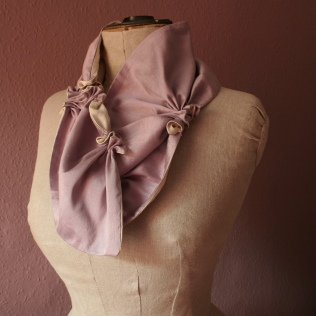 scarf finished