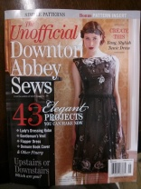 Downton Abbey Sews