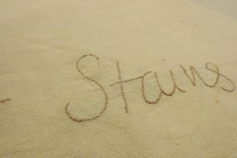 The Beauty of Stains