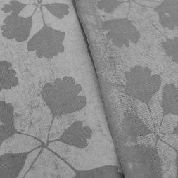 Printing leaf silhouettes