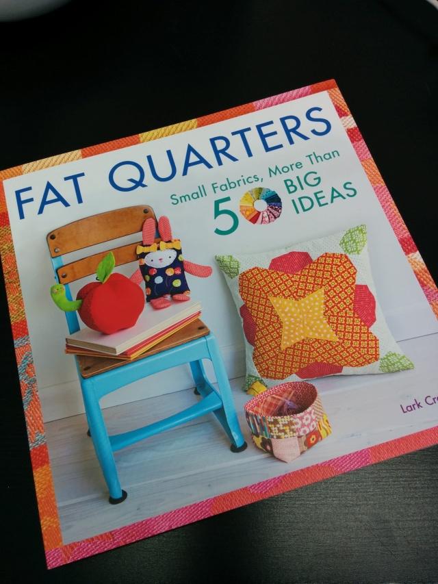 Fat Quarters book