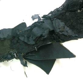 lining fragments