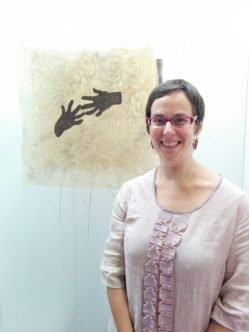 Fine Art Quilt Masters: Winner Ruth Singer