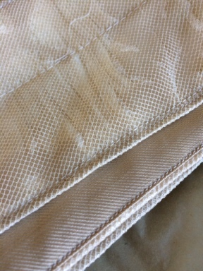 Antique textile repair | Ruth Singer