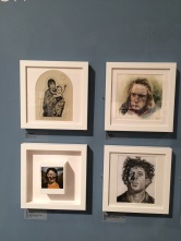 Little Selves exhibition Leicester Society of Artists