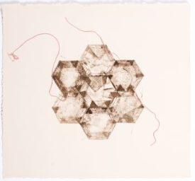 Ruth Singer : Patchwork Print
