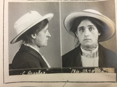 Ruth Singer Criminal Quilts /Staffordshire Record Office D5112:63 -116