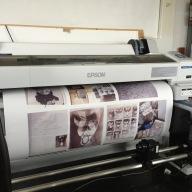 Digital print Ruth Singer Wolverhampton University Criminal Quilts3