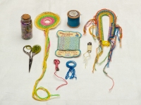 Ruth Singer : Sewing box