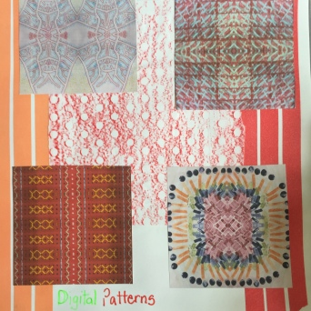 Ruth Singer Pattern Project