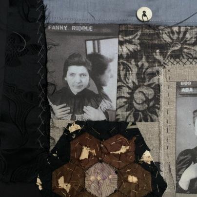 Ruth Singer: Fanny & Ada detail